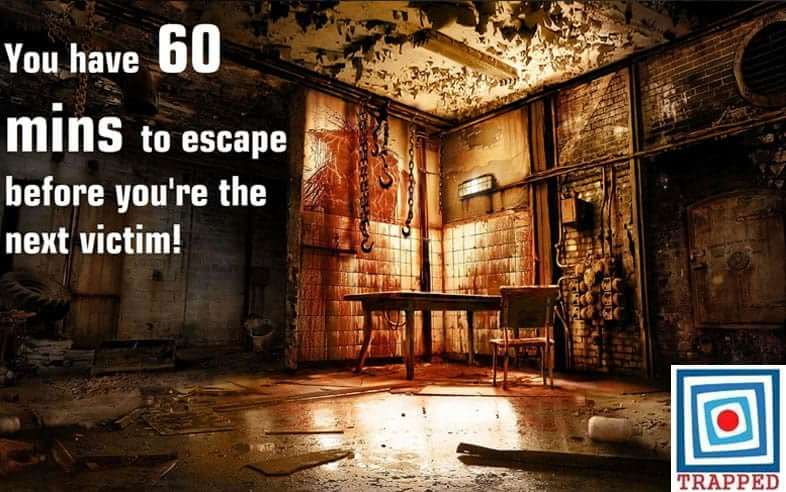 Escape Room Singapore Trapped In Hostel